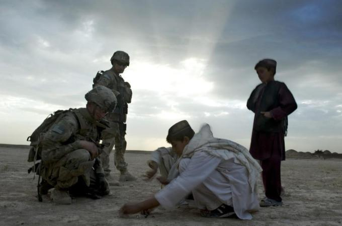 Insider attacks are increasingly becoming the signature attack of the Afghanistan conflict