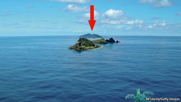 Are these tiny islands worth a war?
