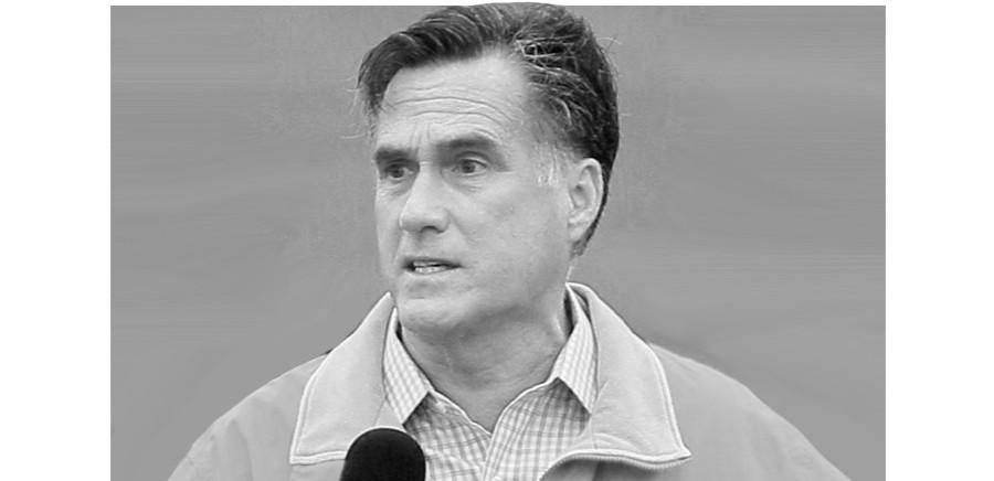 Mitt Romney in trouble