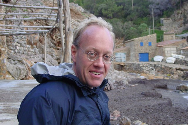 Chris Hedges, one of America's foremost investigative journalists