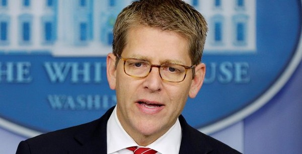 White House press secretary Jay Carney, for the first time, called the attack terrorism