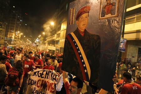 Venezuelan President Hugo Chavez defeated challenger Henrique Capriles for another 6 years in power.