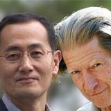 Nobel Prize in medicine winners in 2012 John Gurdon and Shinya Yamanaka.