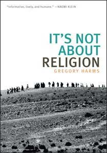 Book cover: It's Not About Religion