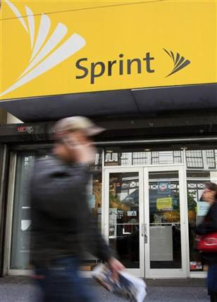 Japan's Softbank hopes to buy 70 pct of Sprint.
