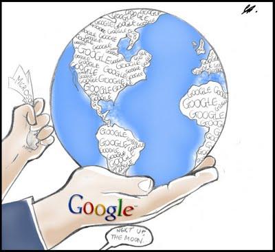 Google's domination.