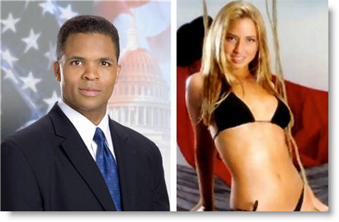 Local Chicago media revealed Friday that a new federal investigation of Rep. Jesse Jackson Jr. (D-IL) is under way. Did Jackson use campaign cash to repeatedly fly this former swimsuit model from Washington to Chicago?