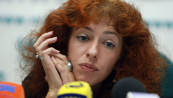 Tanya Lokshina, a senior Russia researcher for Human Rights Watch, said she received direct and severe threats via text messages mentioning specific details of her life, including her pregnancy.