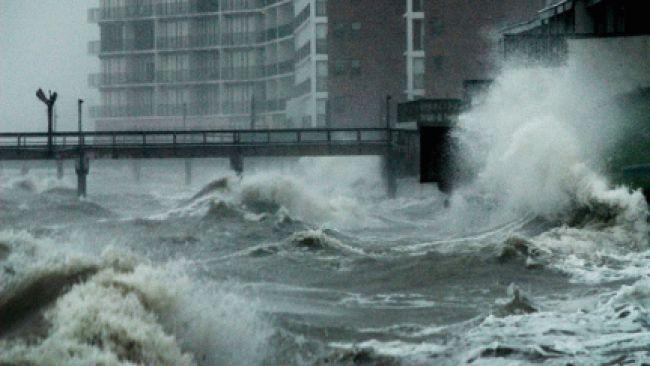 Bracing for Frankenstorm Sandy.