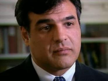 Former Central Intelligence Agency officer John Kiriakou. Credit: RT screenshot from YouTube user Healingitnow1