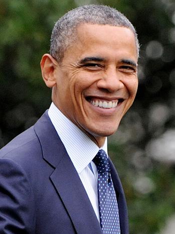 President Barack Obama. Credit: Hollywood Reporter