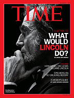 What would Lincoln do? Credit: Time
