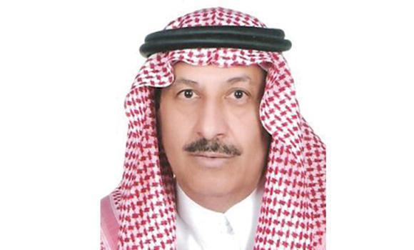 Journalist Abdulateef Al-Mulhim.
