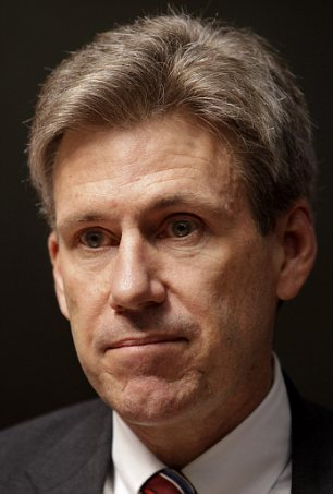 Warning: Chris Stevens told officials that militia groups providing security in Benghazi had turned against the US.