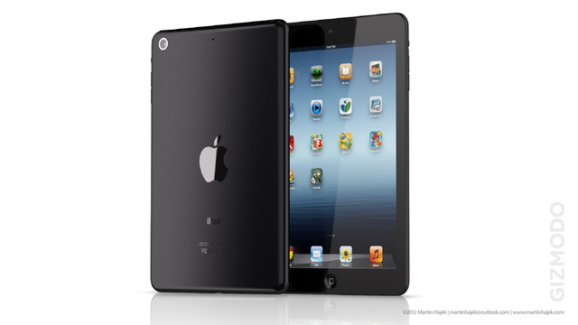 Most probably, the black iPad Mini will be the top seller.