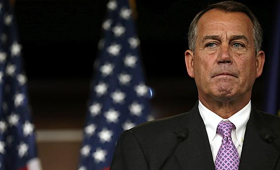 IMAGE:  Speaker of the House John Boehner. Credit: Win McNamee/Getty Images.